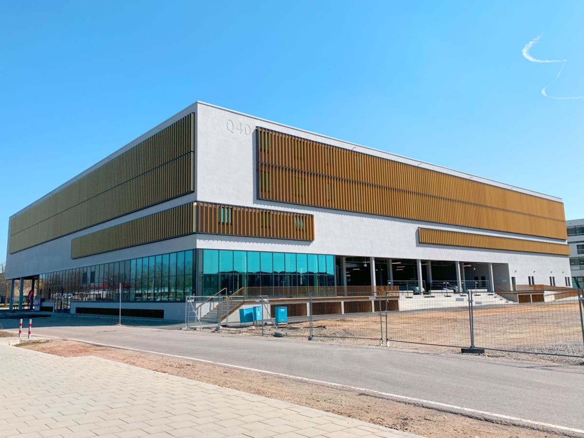 Q40 Innovationszentrum
